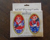 vintage Raggedy Ann & Andy playing cards