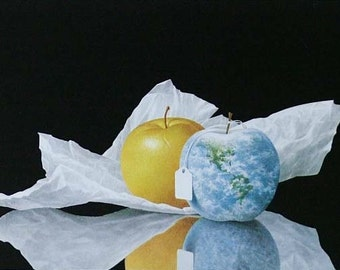 Greg Mort Gift Cards boxed sets APPLE Series 5 X 7