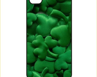 Shamrocks - iPhone / Android Phone Case / Cover - iPhone 4 / 4s, 5 / 5s, 6 / 6 Plus, Samsung Galaxy s4, s5