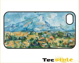 Cezanne - Mt. Saint-Victoire - iPhone / Android Phone Case / Cover, iPhone 4 / 4s, 5 / 5s, 6 / 6 Plus, Samsung Galaxy s4, s5