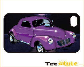 Purple Roadster - iPhone / Android Phone Case / Cover  -  iPhone 4 / 4s, 5 / 5s, 6 / 6 Plus, Samsung Galaxy s4, s5