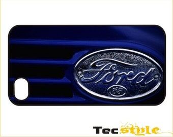 Ford Emblem - iPhone / Android Case / Cover 4 / 4s or 5 - iPhone 4 / 4s, 5 / 5s, 6 / 6 Plus, Samsung Galaxy s4, s5