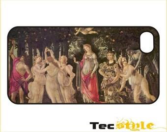 Botticelli - Primavera - iPhone / Android Phone Case / Cover, iPhone 4 / 4s, 5 / 5s, 6 / 6 Plus, Samsung Galaxy s4, s5