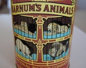 Barnum's Animal Crackers Tin