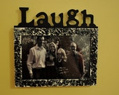 Laugh Picture Frame