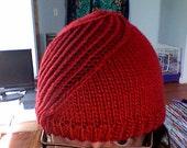 Twisted Rib Hat