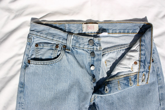 Reduced - Levi 501s waist 29 length 30