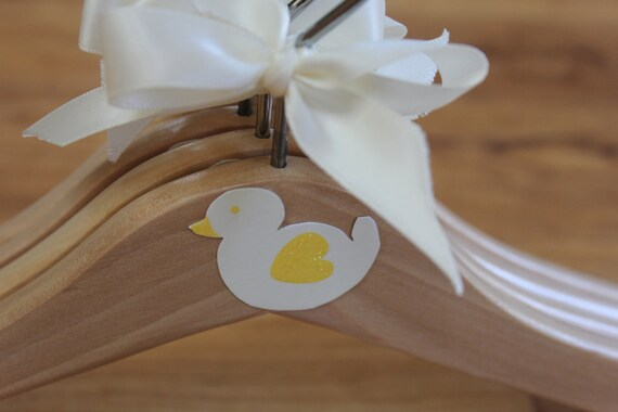 Wood Decorative Baby Clothes Hanger
