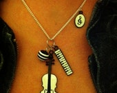Sweet Sounds Necklace