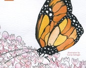 Monarch Flower (500mg) Seeds - Help save the monarch butterfly