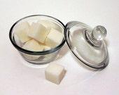 Frosted Cranberry Exfoliating Sugar Scrub Cubes 5 oz
