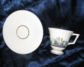 Lenox Rutledge Demitasse Cup and Saucer MINT