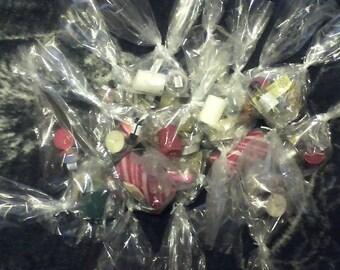 6 Wiccan Pagan Magickal Lot Grab Bags ~)O(~