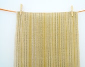 Handwoven Ethical Natural Fabric - Cappuccino (1 meter)