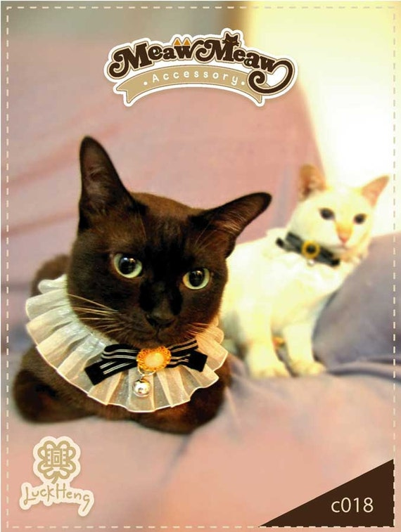 Cat Collar Fancy