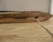 Antique Weaving Shuttle - AWESOME PIECE