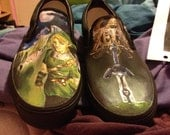 Legend of Zelda Shoes(VANS)