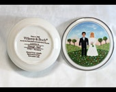 Villeroy and Boch Design Naif Vitro Porcelaine trinket box