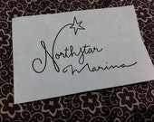 Calligraphy Logo Custom Handwritten