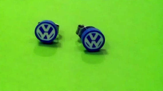 Volkswagon Stud Earrings