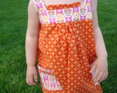 Coupon Code Sale Elsie Dress - 3T - 5T  Fun Floral Ready to Ship