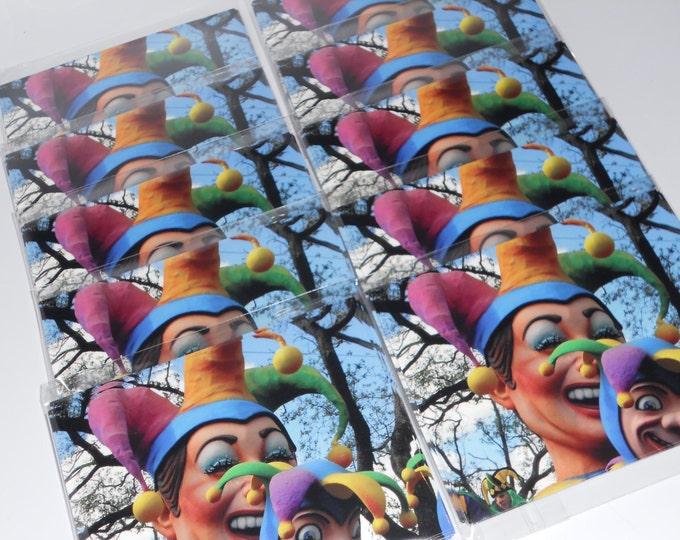 Jester Postcards
