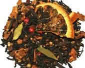 Night Before Christmas Black Loose Leaf Tea (50 grams), Flavored Tea, Christmas Tea, Holiday Tea