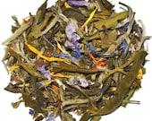 Sternenklare Nacht weiß Lose Blatt-Tee (50 Gramm)