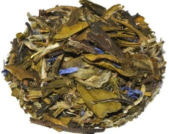 Rainforest Treasure White Loose Leaf Tea (50 grams)