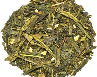 The Skinny Lemon Green Loose Leaf Tea (50 grams)
