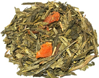 You're A Peach Green Loose Leaf Tea (50 grams)