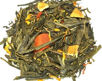 Young Mango Green Loose Leaf Tea (50 grams)