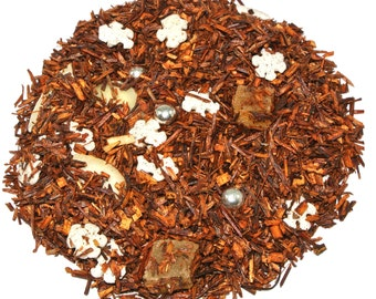 Nutcracker Rooibos Tea (50 grams), Loose Leaf Tea, Holiday Tea, Christmas Tea