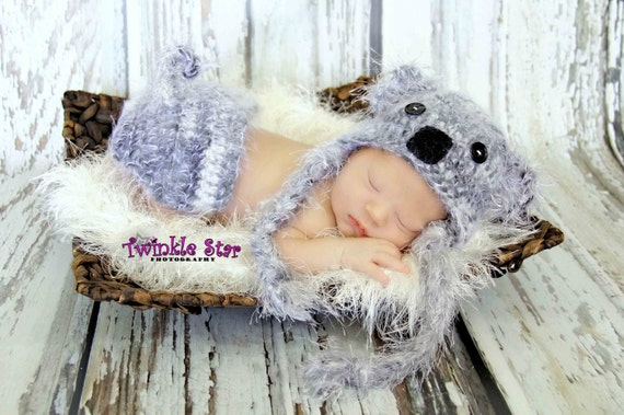 Baby Koala Outfit