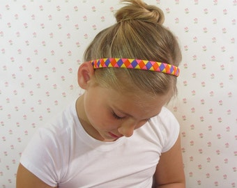Woven Headband, Girls Headbands, Toddler Headband, Head Bands