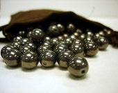 Genuine Hematite 8mm Round Magnetic Bead 250pcs