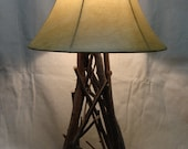 Willow Twig Table Lamp