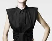 Rectangle shirt & sash. BRASS SS09 Sample