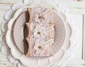 Handmade Principessa wedding favour