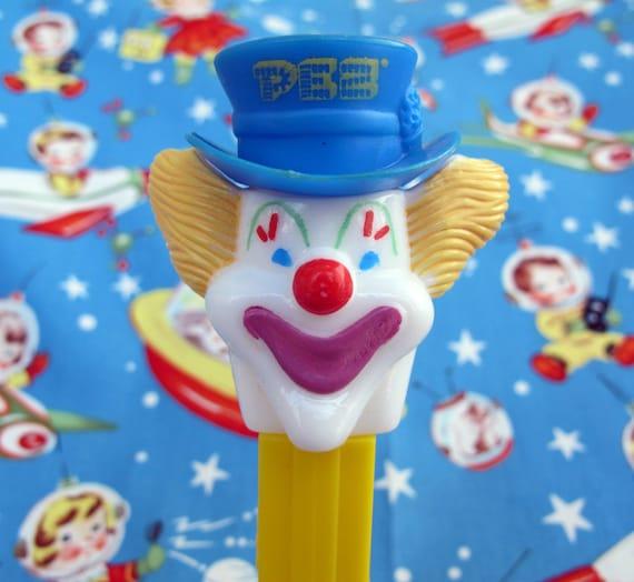 70's Vintage Clown Pez Dispenser