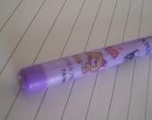 80s Bensia Lead Pencil Taiwan Vintage Fancy Pop a Point School Writing Tool