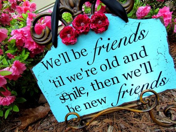 Best Friends Sign
