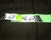 Eagles Fan Stretchy Headband