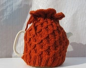 Tea Cosy, Rusty Teapot Cozy,  Warmer Knitted -  Gifts Mothers Day