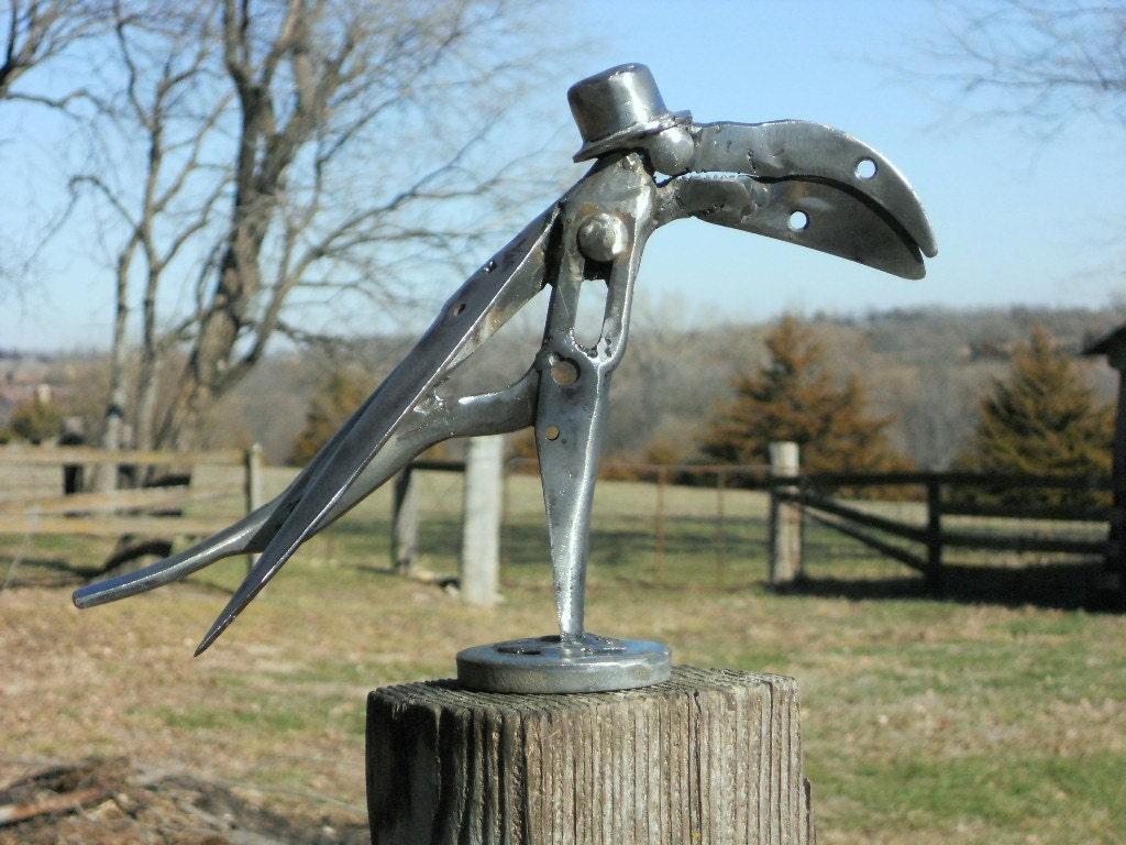 metal sculpture metal bird sculpture yard art garden art top