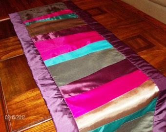 Angle Cut Table Runner