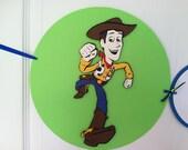 Toy Story Name Birthday Banner