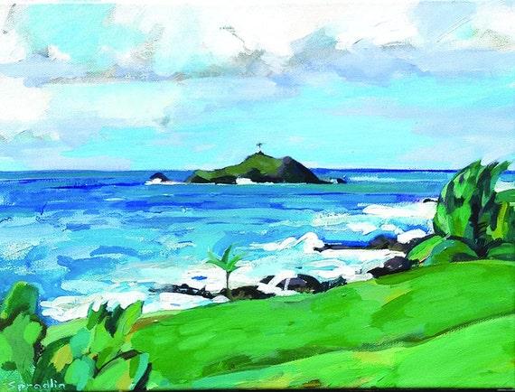 Original Painting/Hawaii Painting/Maui Painting