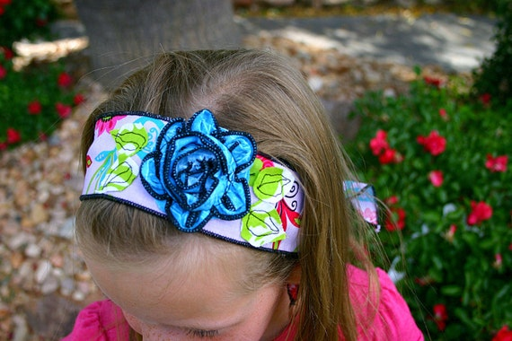 Girls Headband or Hair clip, see listing for other options