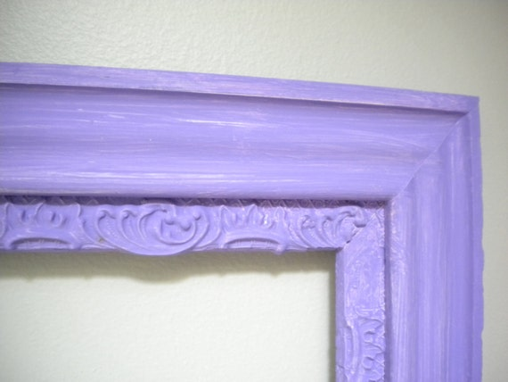 Bright Frame: Purple